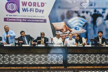 Celebrating World Wi-Fi Day - 20 June 2019